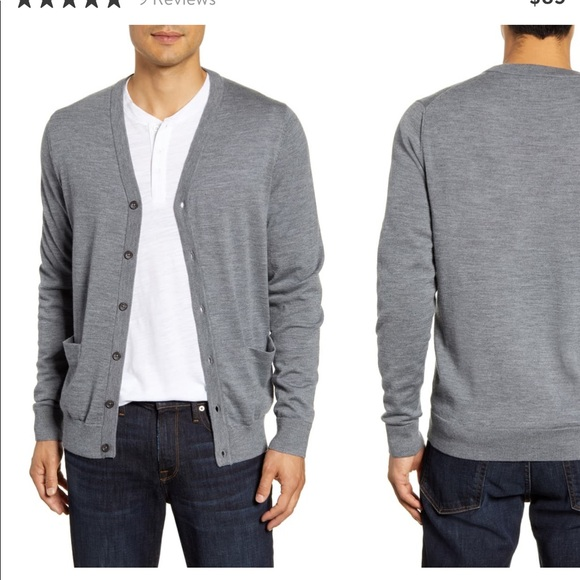 Nordstrom Other - Nordstrom Men's Cardigan